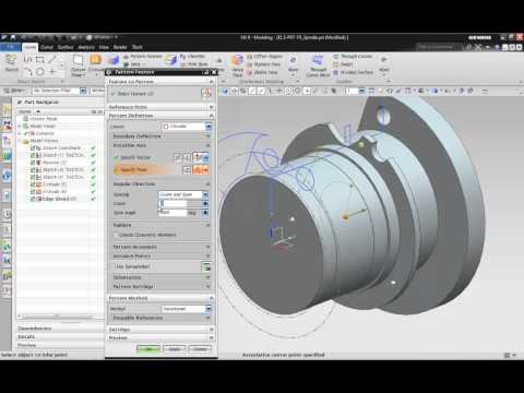 MFE CAD Tutorial 2 - Spindle