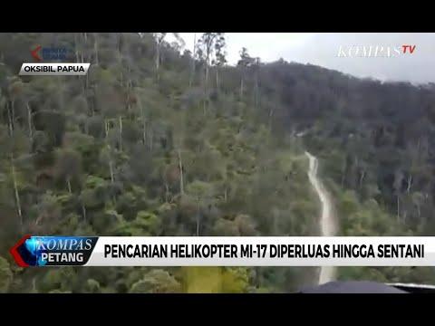 Pencarian Helikopter MI-17 Diperluas Hingga Sentani