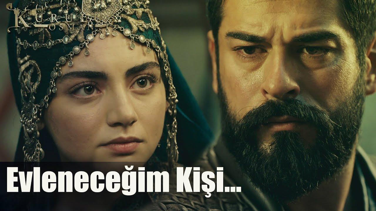 Osman Bey, Malhun Hatun'la evleneceğini Bala Hatun'a böyle açıkladı - Kuruluş Osman 58. Bölüm