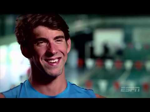 ESPN // Michael Phelps // Naked