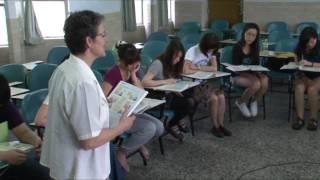 99學年度輔仁大學西班牙語文學系宣傳影片