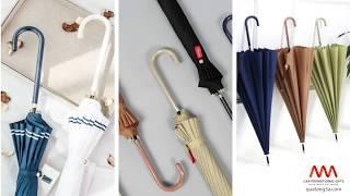 Phân biệt 3 loại ô dù cầm tay quà tặng phổ biến nhất