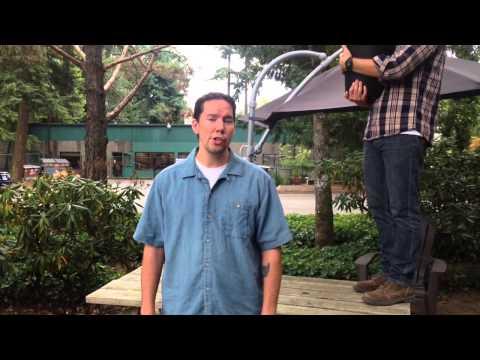 Ian's Ice Bucket Challenge