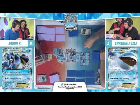 2015 Pokémon US National Championships: TCG Masters Finals