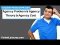 Agency Problem | Agency Theory | Agency Cost | Introduction to Finance Course BEC Exam ch 1 pt 3