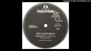 Pet Shop Boys - Paninaro [Ian Levine Remix]