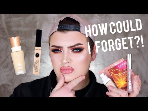 FULL FACE OF MAKEUP I FORGOT I HAD | Jack Emory