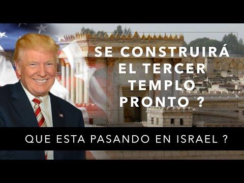 Que Esta Pasando Con El Futuro Tercer Templo En Jerusalén ?