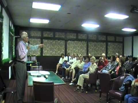 3/22/10 International Village Town Hall meeting Pt 1