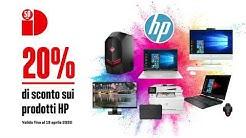 20% di sconto su prodotti HP (06.04. - 19.04.2020)