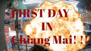 Travel Diaries: Chiang Mai Day 1