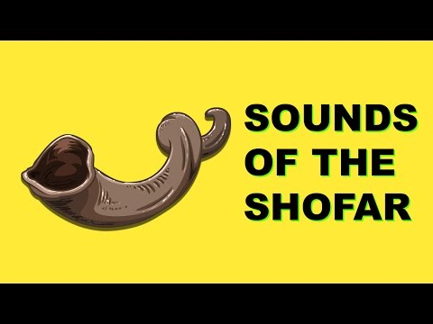 Shofar: Original Sound of the Shofar - Amazing Shofar Blast -  Trump - High Quality - Las Vegas