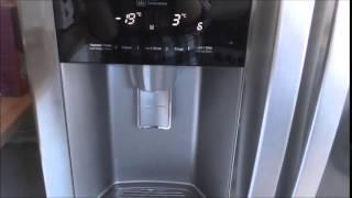lg american style fridge freezer ao com