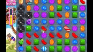 How to beat Candy Crush Saga Level 540 - 2 Stars - No Boosters - 333,700pts