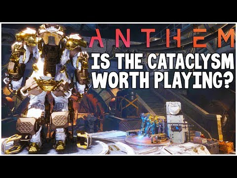 Is the CATACLYSM UPDATE Worth Playing?! - Anthem