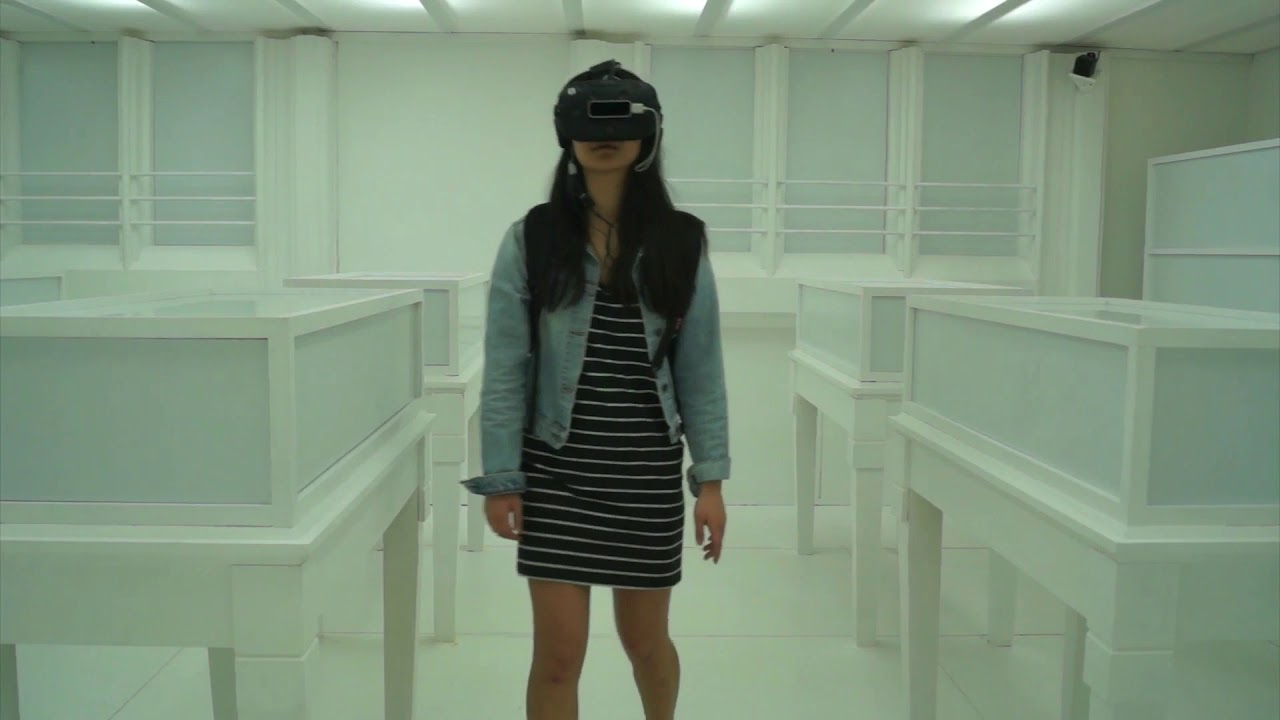 Thresholds | HTC VIVE Arts