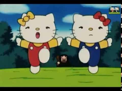 Helo Kiti I Hello Kitty   Izmisljamo Pricu SINHRONIZOVANO