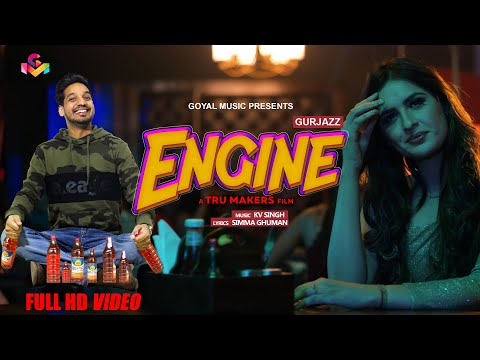 Latest Punjabi Song - Engine | Gurjazz - Latest Punjabi Songs 2019