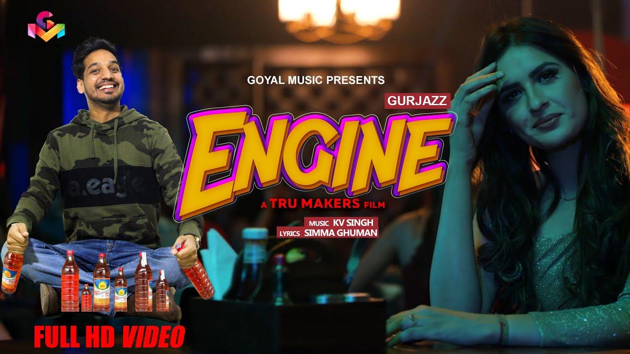 Latest Punjabi Song - Engine | Gurjazz - Latest Punjabi Songs 2019