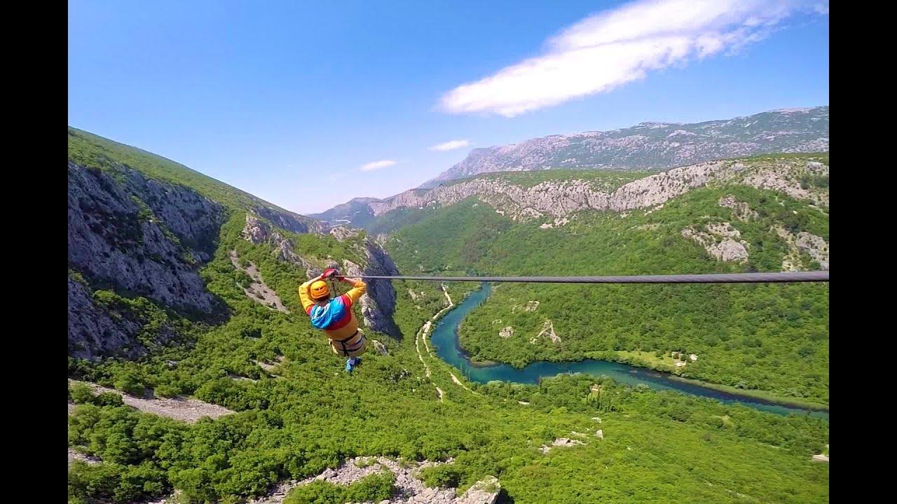 Image result for omiš zip line