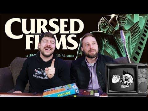 Shudder's CURSED FILMS Review