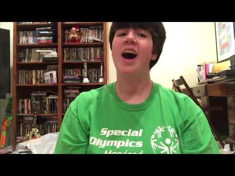 2020 Anne Arundel Spring Games: Elaina Camacho Athlete Oath