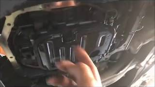 2009 Toyota Corolla Transmission Filter Change