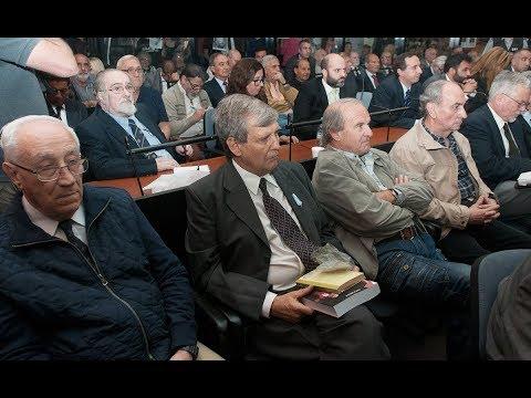 Sentencia en el juicio oral por crímenes cometidos en la ESMA