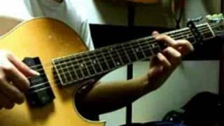 My Little Loverの「Hello, Again ~昔からある場所~」をソロギターイ...