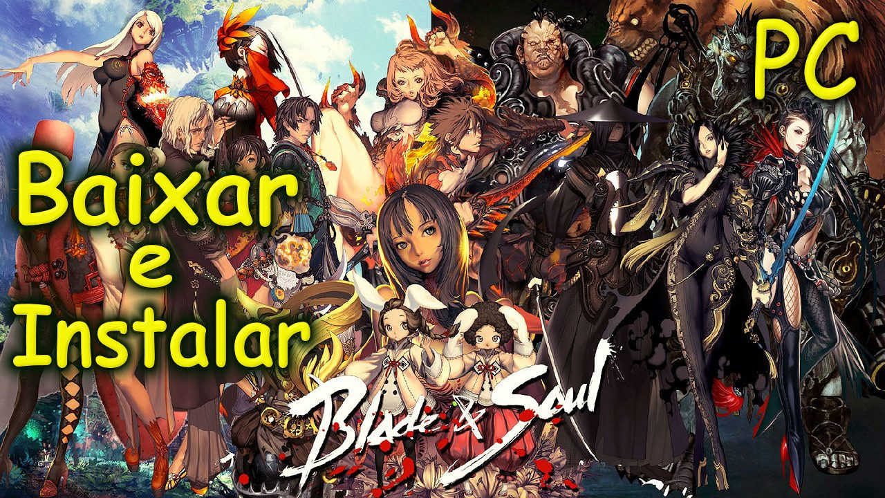 Blade And Soul Extra Character Slots