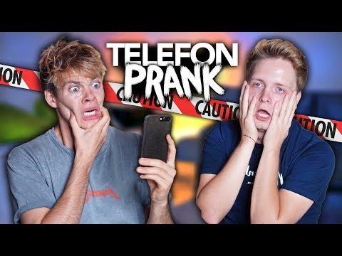 DER PEINLICHSTE TELEFON PRANK   Joey's Jungle