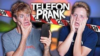 DER PEINLICHSTE TELEFON PRANK | Joey's Jungle