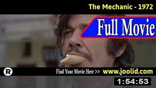 Watch: The Mechanic (1972) Full Movie Online