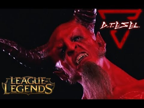 League Of Legends - Sátán Magyar Kommentár thumbnail