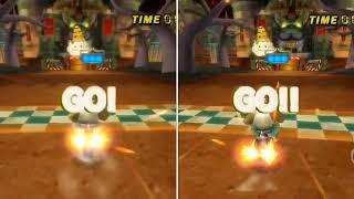[MKW Comparison] Monster (TAS BKT) VS Zak (Former TAS BKT)