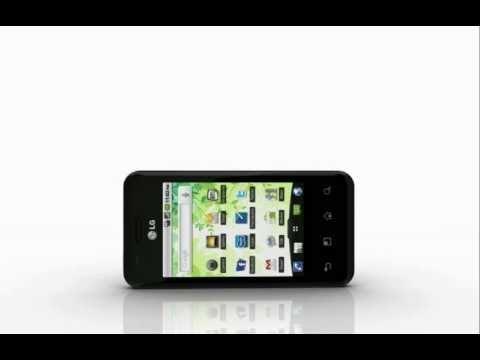 LG Optimus Chic officiële video