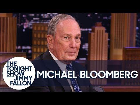 Michael Bloomberg on Climate Change, Gun Control, Public Health