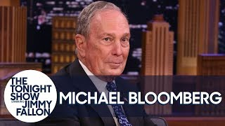 Michael Bloomberg on Climate Change, Gun Control, Public Health
