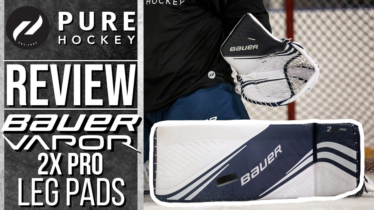 Bauer Vapor 2X Goalie Gear Review + Everything We Know