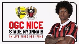 OGC Nice - Stade Nyonnais