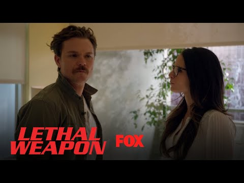 Riggs Asks Maureen To Slap Him | Season 2 Ep. 15 | LETHAL WEAPON