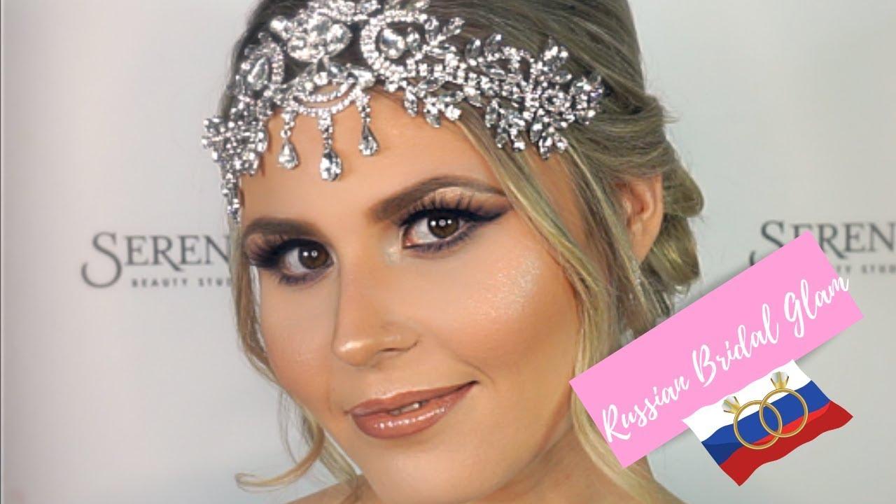 Russian Bridal Makeup Youtube