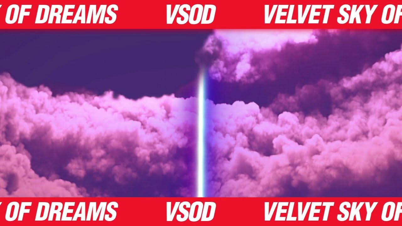 Tiga & Hudson Mohawke - VSOD (Velvet Sky Of Dreams)