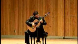 Sonata for Guitar, IV. Final Antonio Jose perf. Andrew Hull