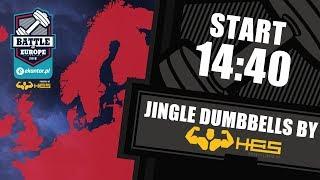 Ekantor.pl Battle of Europe vol.2 / WOD3: jingle dumbells