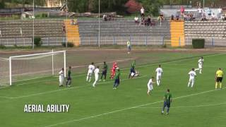 Ivan Kostic goalkeeper Highlights