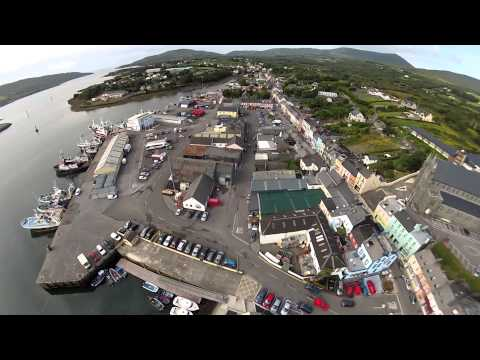 Castletownbere by HexCopter
