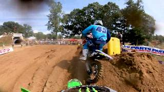 GoPro: Adam Cianciarulo - 250 Moto 2 - 2019 Budds Creek Mx National - Lucas Oil Pro Mx Championship