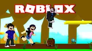 JOGO DE PLATAFORMA NO ROBLOX! - Roblox (Vibrant Venture) Feat GuiOss