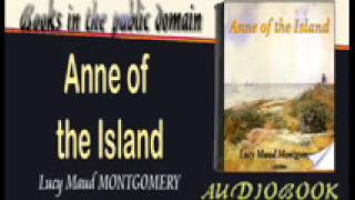 Anne of the Island Audiobook Lucy Maud MONTGOMERY